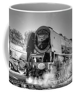 46233 Duchess Of Sutherland At Swanwick Coffee Mug