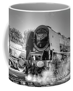 46233 Duchess Of Sutherland At Swanwick Coffee Mug