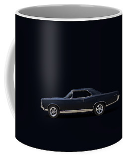 Coffee Mug featuring the digital art 67 Gto by Douglas Pittman