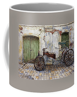 A Carriage On Crisologo Street 2 Coffee Mug