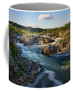 A Day In The Life Of A River Coffee Mug