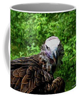 A Happy Vulture Coffee Mug