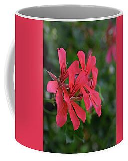 A Little Pink Coffee Mug