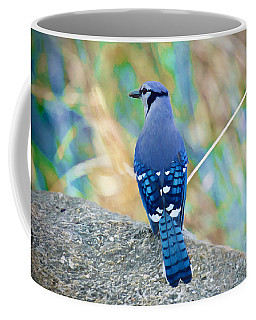 A Rock Beauty Coffee Mug