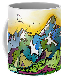 A Season To Look Forward To Coffee Mug
