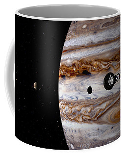 A Sense Of Scale Coffee Mug