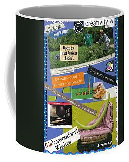 A Unique View Coffee Mug