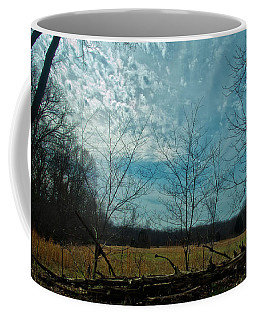 A Walk In A Field Coffee Mug