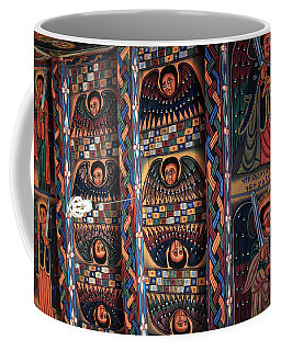 Abba Pantaleon Monastery, Axum, Ethiopia Coffee Mug