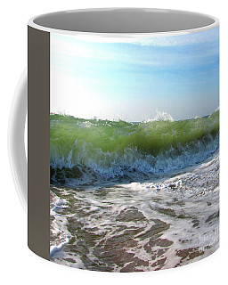 About To Break Coffee Mug