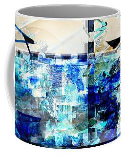 Abstract Play Coffee Mug