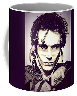 Adam Ant Coffee Mug by Fred Larucci