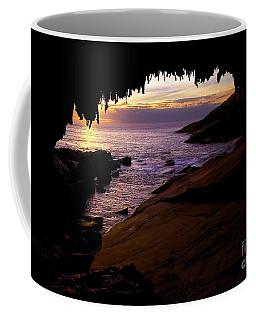 Admiral's  Arch Sunset Coffee Mug