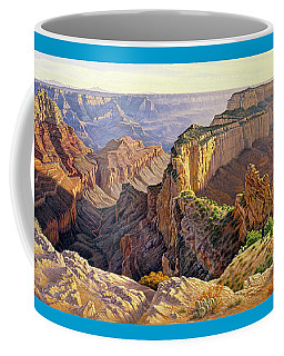 Afternoon-north Rim Coffee Mug