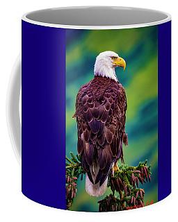 Alaska Bald Eagle Coffee Mug