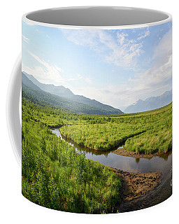 Alaskan Valley Coffee Mug