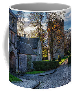 Coffee Mug featuring the photograph Alloa Tower by Jeremy Lavender Photography