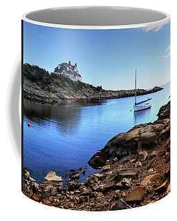 Coffee Mug featuring the photograph Almost Paradise Newport Ri by Tom Prendergast