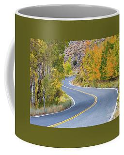 Along The June Lake Loop Coffee Mug
