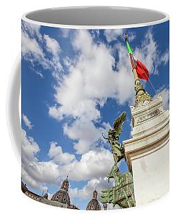 Altare Della Patria Roma Coffee Mug