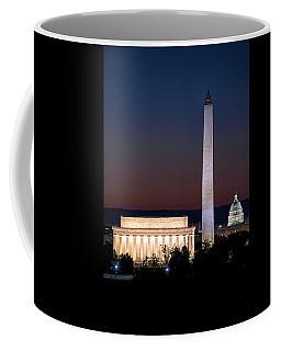 American Colors Coffee Mug