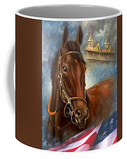 American Pharoah Coffee Mug