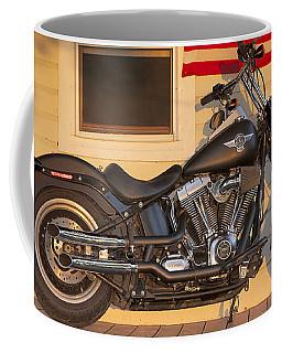 American Pride. Harley Davidson Coffee Mug