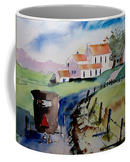 Amish Buggy Ride Coffee Mug