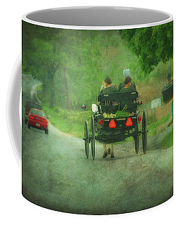 Amish Ladies Of Lancaster County Coffee Mug