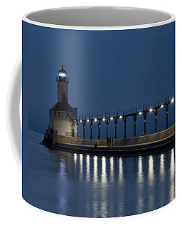 An Evening At The Lighthouse Coffee Mug