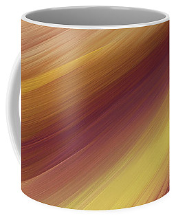 Coffee Mug featuring the digital art Andee Design Abstract 76 2017 by Andee Design