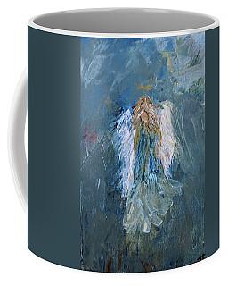 Angel Girl Coffee Mug