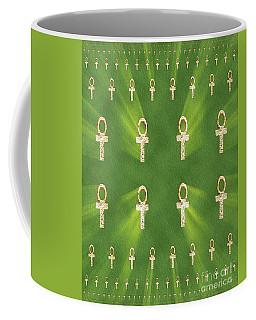 Ankh - Symbol Of Life Coffee Mug