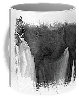 Apache Coffee Mug by Lenore Senior
