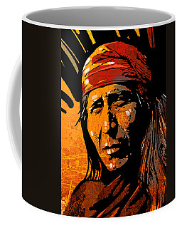 Apache Warrior Coffee Mug