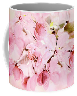 Coffee Mug featuring the photograph Apple Blossom by Jessica Jenney