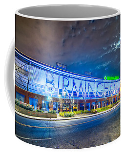 April 2015 - Birmingham Alabama Regions Field Minor League Baseb Coffee Mug
