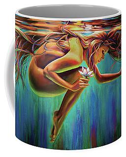 Aquarian Rebirth Coffee Mug