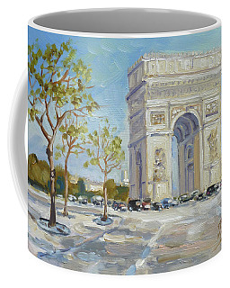 Arc De Triomphe, Paris Coffee Mug