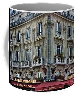 Architecture Paris Coffee Mug by Chuck Kuhn