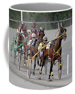Around The Corner Coffee Mug by Davandra Cribbie