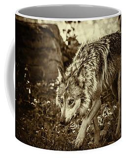 Arrival Of Autumn Coffee Mug