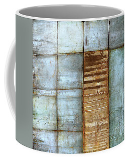 Coffee Mug featuring the painting Art Print Sierra 3 by Harry Gruenert