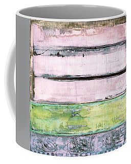 Coffee Mug featuring the painting Art Print Sierra 5 by Harry Gruenert