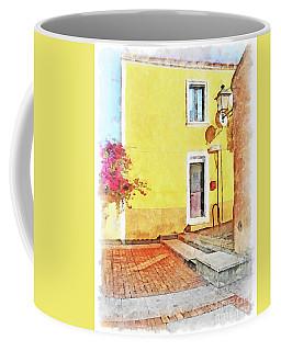 Arzachena Foreshortening Coffee Mug