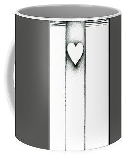 Ascending Heart Coffee Mug
