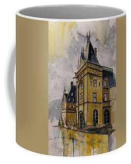 Asheville Castle In The Mountains Coffee Mug