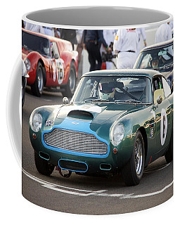 Aston Martin Db4gt Coffee Mug