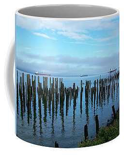 Astoria Ships II Coffee Mug
