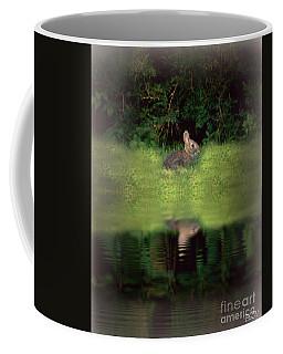 Dusk Bunny Coffee Mug